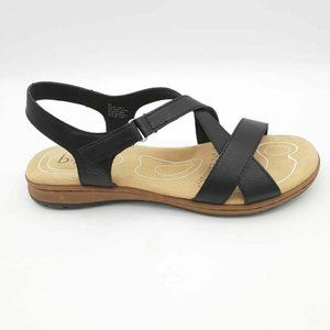 B.O.C Womens Camelia Slingback Sandals Brown NEW